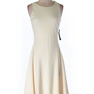 Cream colored dress by NY & Co.